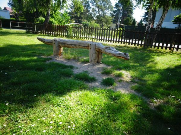 Holzspielzeug Garten