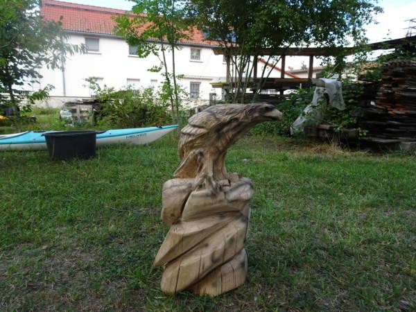 Holzdekoration Innen/Außen